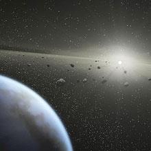 行星资源:采矿小行星?