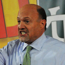 "Jim Cramer says, ""Contrarian Investing? Forget About It"""