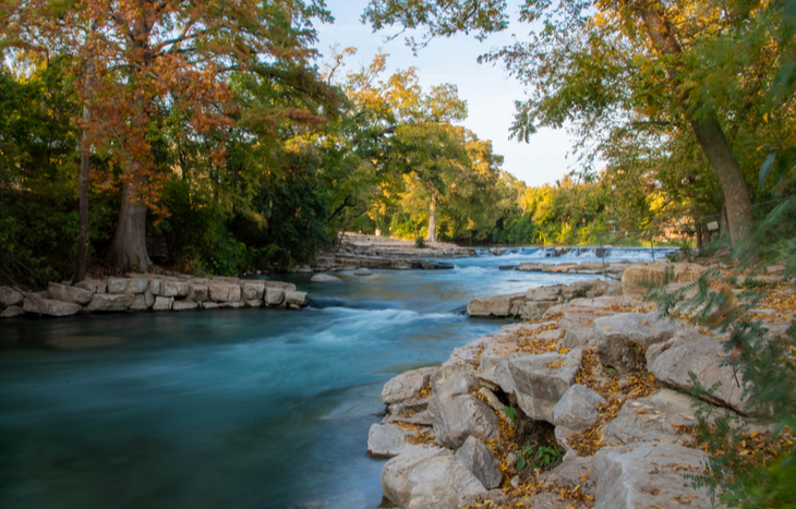 San Marcos is one of the best places to retire in Texas