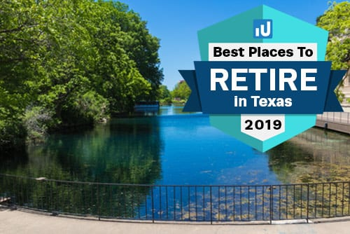 Best places to retire in Texas in 2019