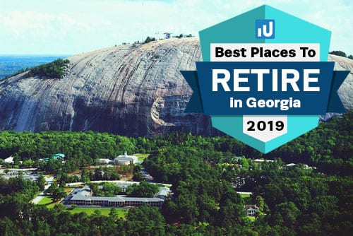 Top 10 best places to retire in Georgia in 2019
