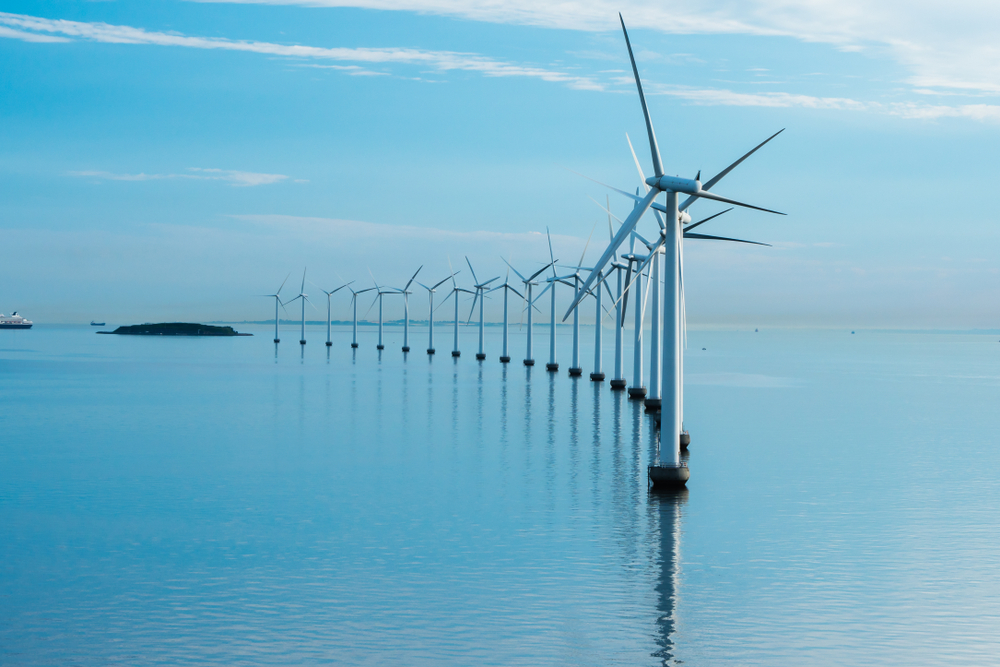 Invest in the World's Largest Offshore Wind Farm