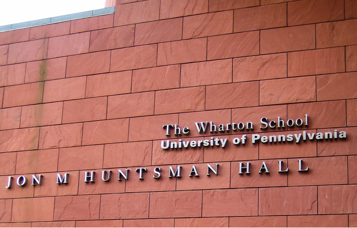 Penn has one of the best business schools