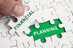 Personal financial planning is a puzzle.