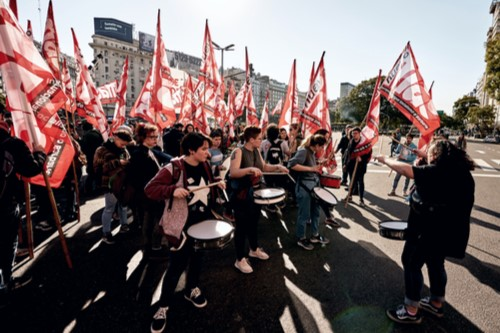 The Cautionary Tale of Argentina