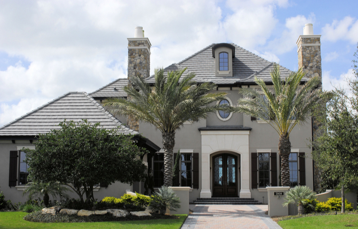 Housing in the best retirement communities in Florida