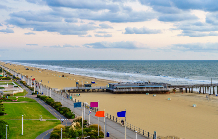 Virginia Beach is one of the best places to retire in Virginia