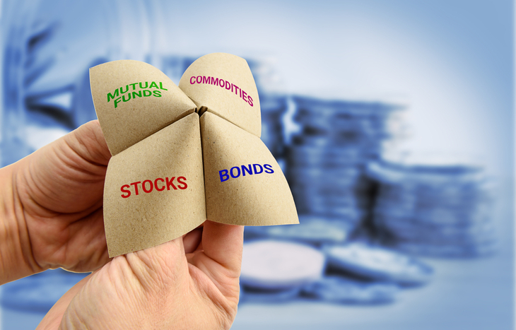 There are different types of securities to invest in.