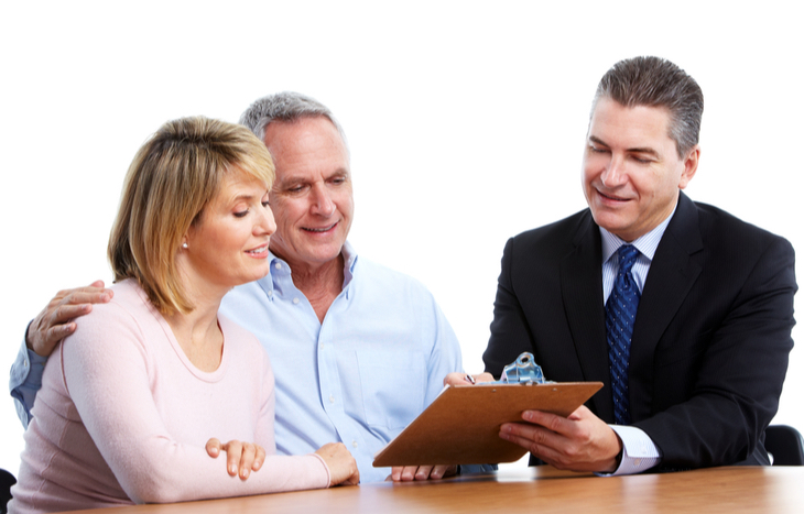 Set a meeting with retirement plan consultants