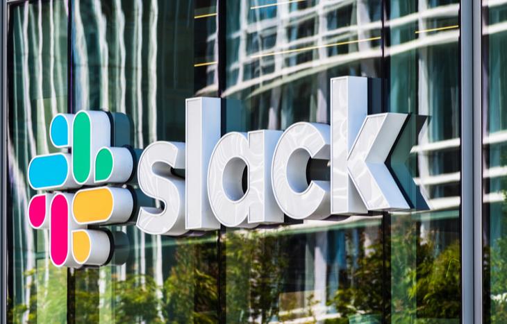 Slack stock price has some upside