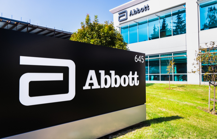 Abbott Laboratories stock heats up