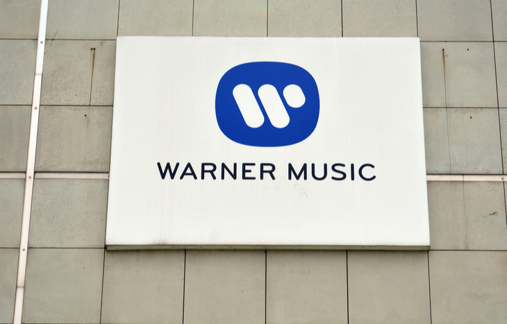 Warner Music Group IPO is delayed due to the coronavirus.