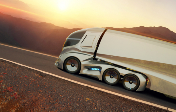 A Nikola IPO was announced via a merger with VectoIQ.