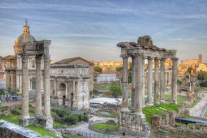 Lessons From the Decline and Fall of the Roman Empire