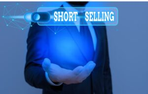 A businessman short sells a stock after learning how to short a stock