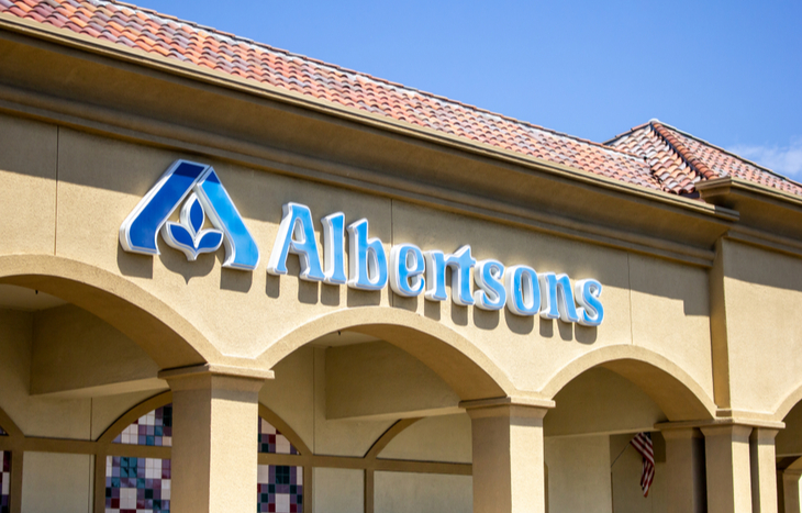 An Albertsons IPO was filed with the SEC.