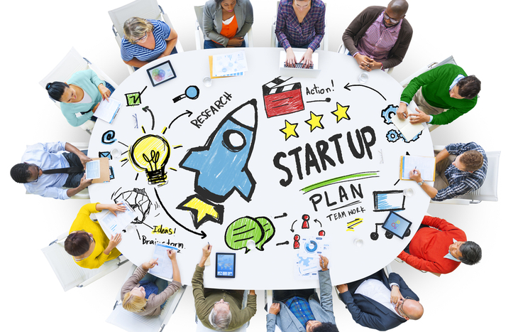Investors look at how to invest in startups for new investment opportunities.