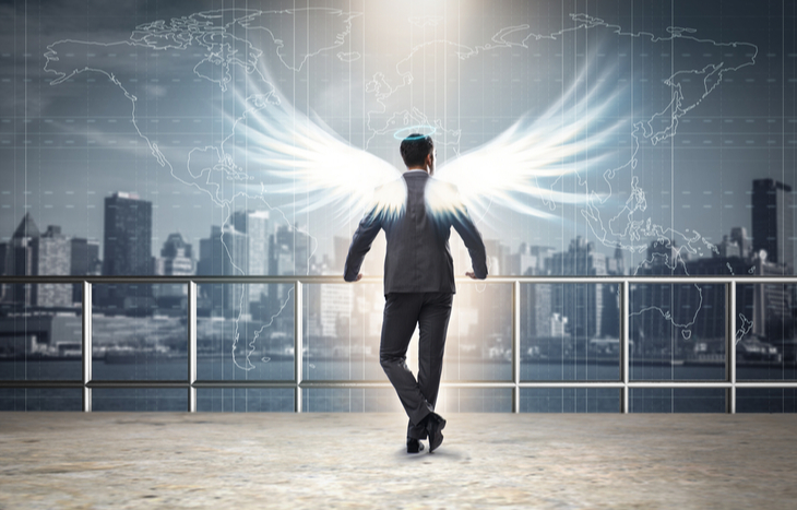 We answer the question, what is an angel investor?