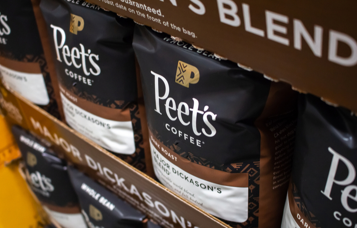 The JDE Peet's Coffee IPO will launch June 3, 2020.