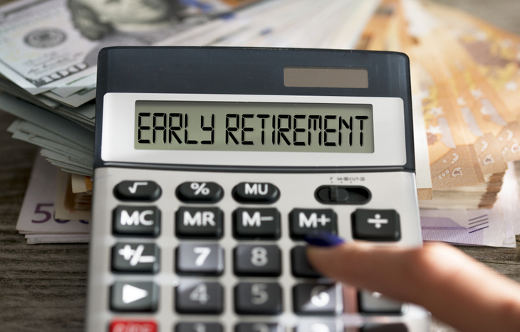 How To Retire Early Calculator