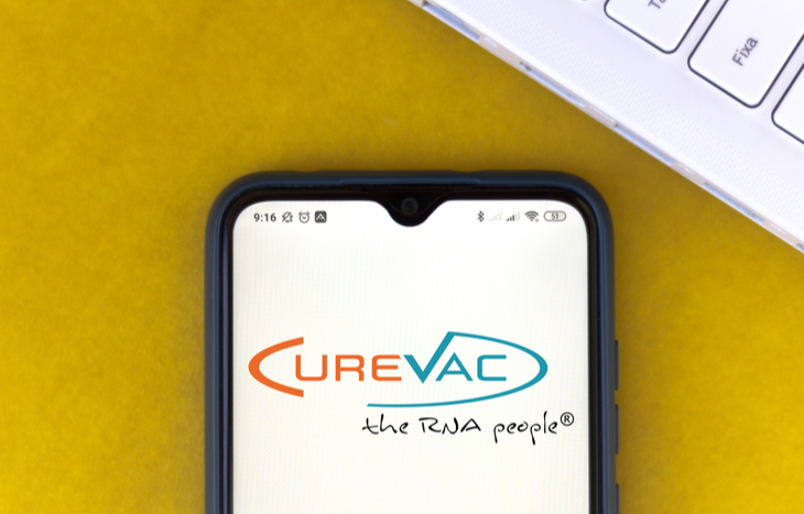 CureVac is one of the top recent IPOs for August.