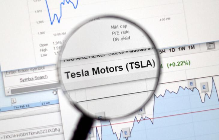 Tesla Stock Split