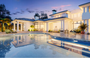 A beautiful luxury home you could buy if you want to invest in property.