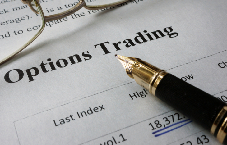 What is options trading