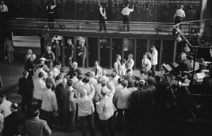 Stock Market History