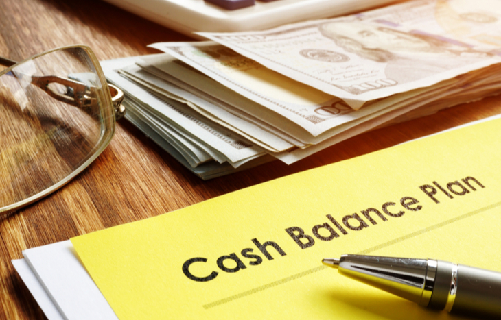 Calculating the benefits of a cash balance plan