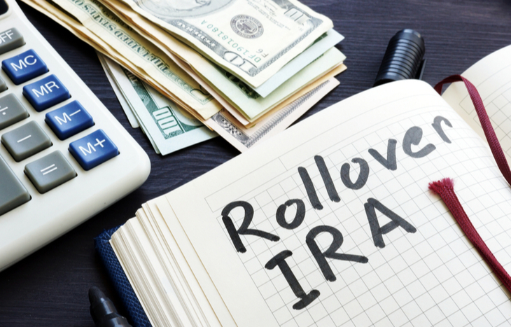 Figuring out how a rollover IRA can make money