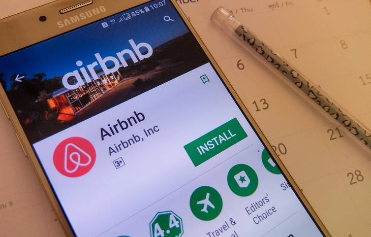 Airbnb stock is priced at $56 to $60 as we get closer to the Airbnb IPO date.
