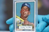 52 Topps Mickey Mantle