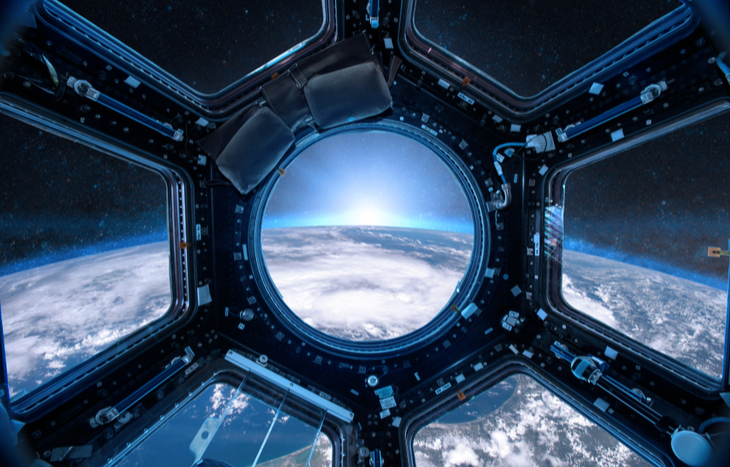 The view from space makes these space ETFs look very promising.