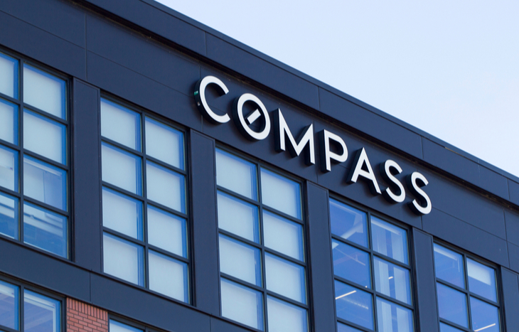 The Compass IPO is confidential.