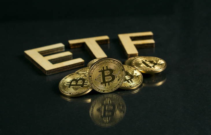 The crypto ETF is real now.