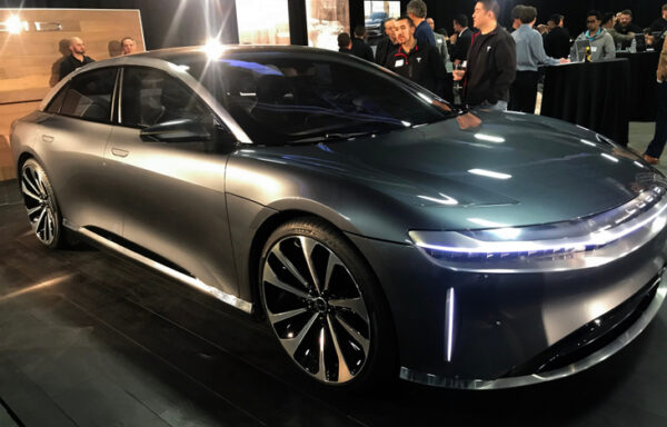 Lucid Motors IPO: EV Company Confirms Stock with SPAC CCIV