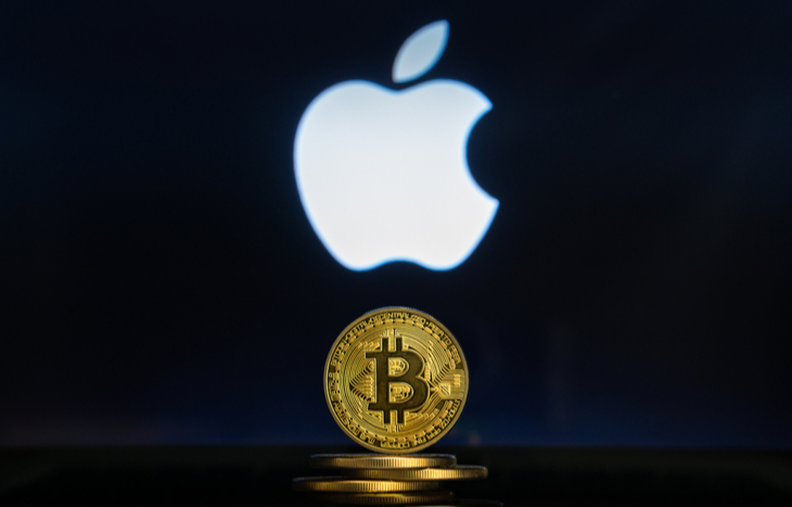 The Apple cryptocurrency relationship is complicated
