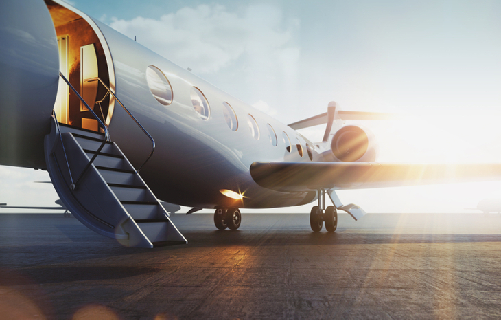 The Wheels Up IPO will bring the first private aviation company to the stock market.