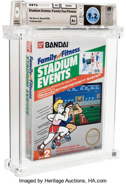 stadium events sealed