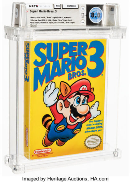 super mario brothers video game
