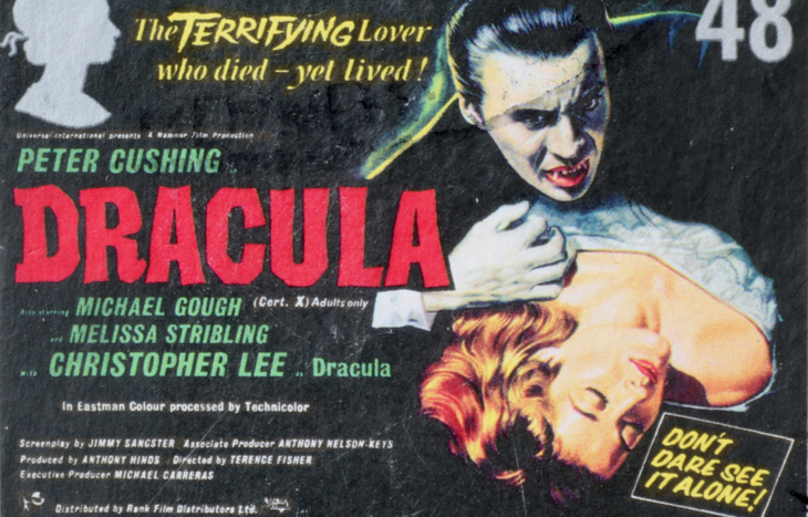 One of the most popular vintage movie posters