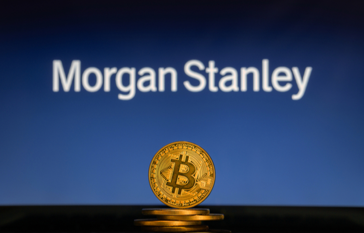 Morgan Stanley to offer crypto to clients... or more specifically, Bitcoin