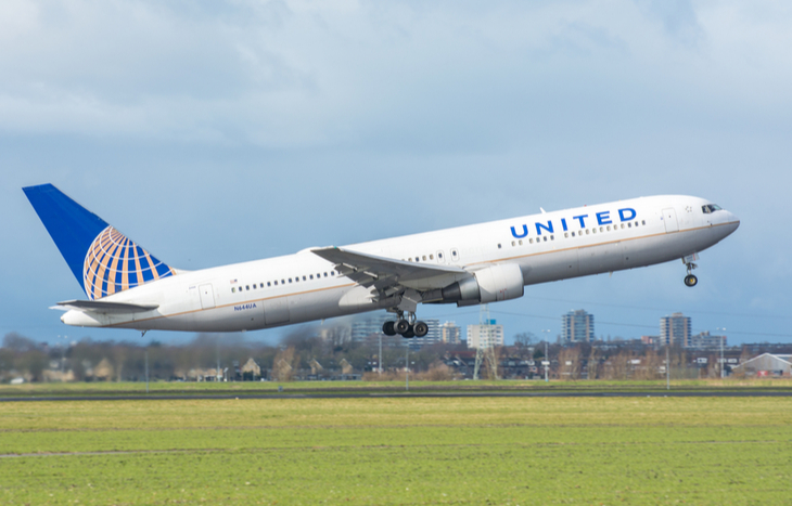 Will United Airlines stock begin to take off