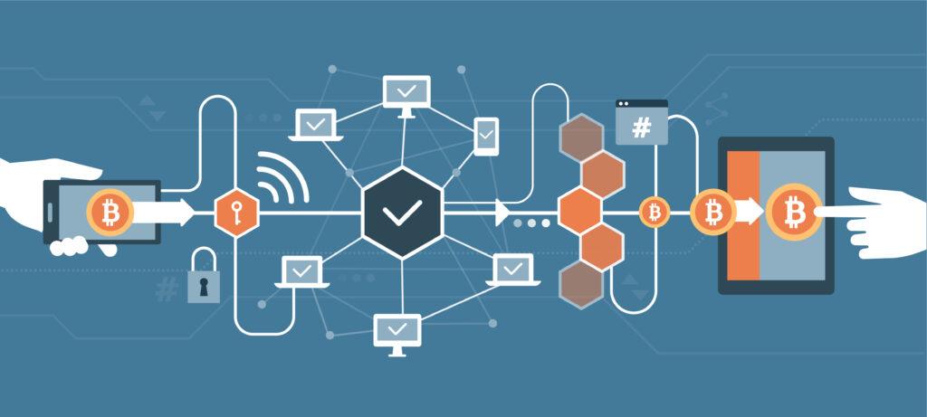 Comment une transaction se déroule sur la blockchain