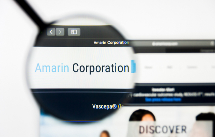 Amarin is one of the best biotech stocks under $20