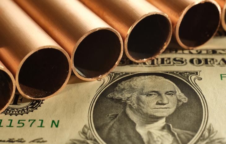 investing money in copper ETFs