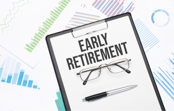 Is early retirement worth it for you