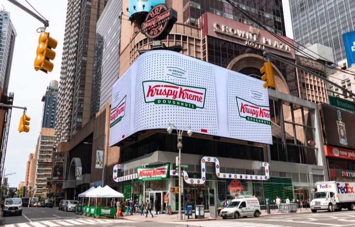 Krispy Kreme IPO: Company Confidentially Filed for Second Debut
