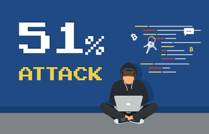 What is a 51 attack in crypto